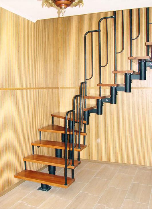 Модульная лестница универсал